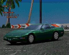 Chevrolet Corvette Coupe (C4) '96 (GT2)
