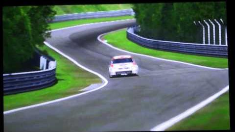 GT5 Mitsubishi Lancer Evolution Super Rally Car '03 Nurburgring