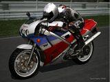 Honda VFR400R '89