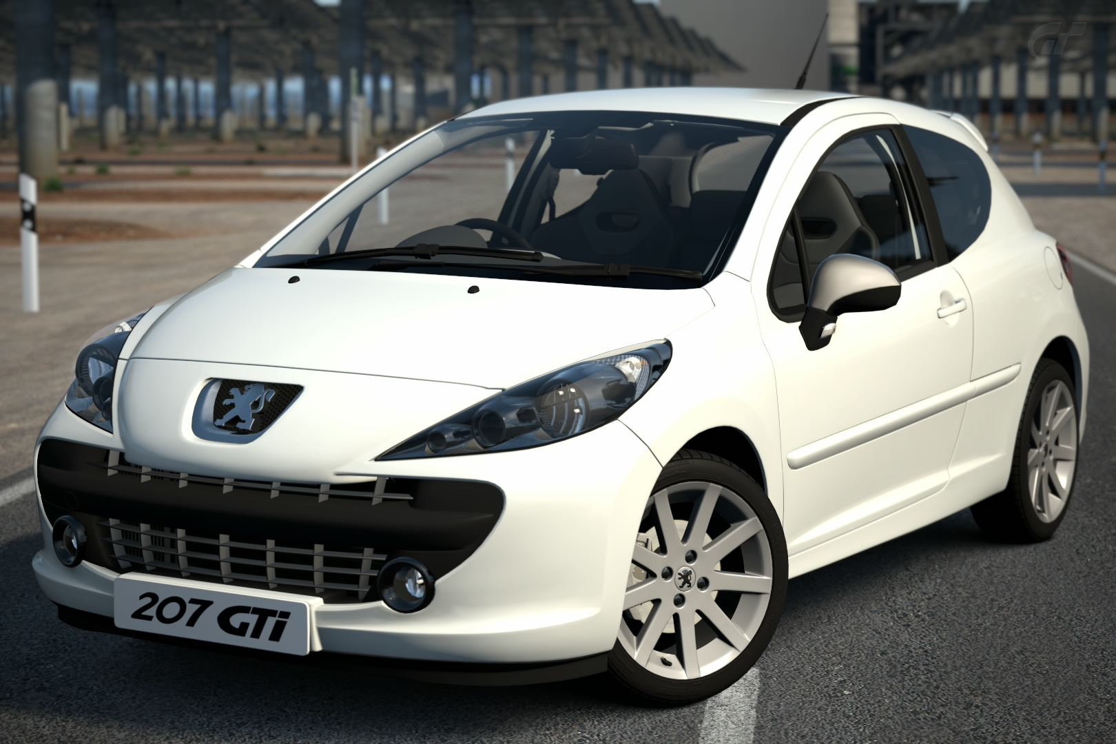 peugeot 207 gti 39 07 gran turismo wiki fandom powered by wikia. Black Bedroom Furniture Sets. Home Design Ideas