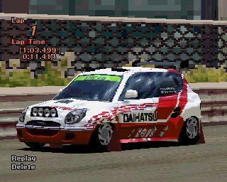 Image Daihatsu Sirion Rally Car Unused Duplicate Jpg Gran