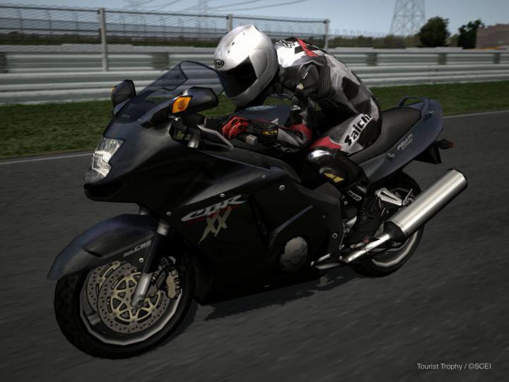 Honda Cbr1100xx 01 Gran Turismo Wiki Fandom Powered By Wikia