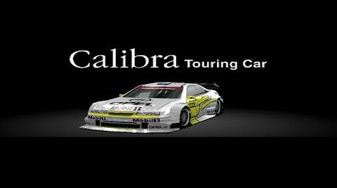 Gran Turismo 2 - Opel Calibra Touring Car HD Gameplay