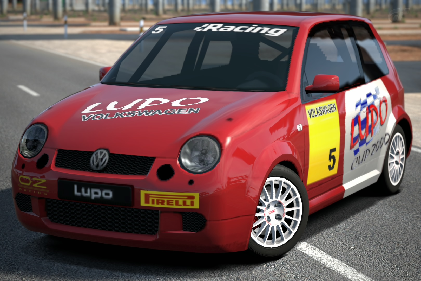 volkswagen lupo cup car 39 00 gran turismo wiki fandom. Black Bedroom Furniture Sets. Home Design Ideas