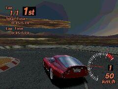 GT2 Demo - Early Shelby Cobra Daytona Coupe on Montecarlo