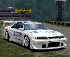 Nissan ZEXEL Skyline GT (JGTC) '97