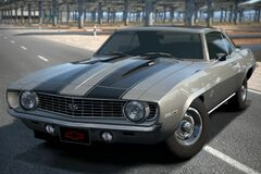 Chevrolet Camaro SS '69
