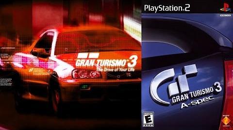 Gran Turismo 3 A-Spec (PS2 Intro)