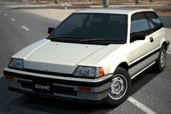 Honda CIVIC 1500 3door 25i '83