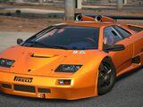 Lamborghini Diablo GT2 '98