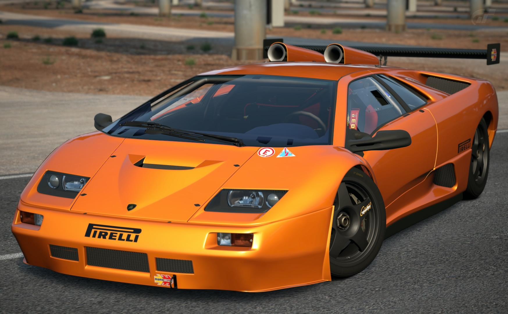 Lamborghini Diablo Gt2 98 Gran Turismo Wiki Fandom Powered By Wikia