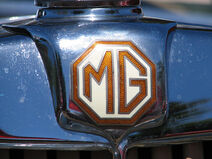 MG TC 1948 at Durbanville Vintage Car Show 2006