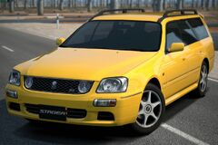 Nissan STAGEA 25t RS FOUR S '98