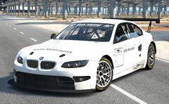 BMW M3 GT2 Base Model '11