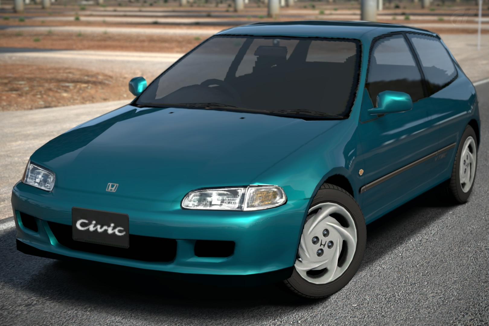 Honda CIVIC SiR-II (EG) '93