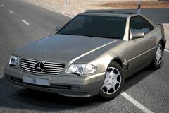 Mercedes-Benz SL 600 (R129) '98