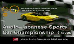 Anglo-Japanese Sports Car Championship