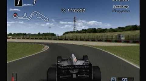 Gran Turismo 4, 689 of 708 cars 2004 Polyphony Digital Formula Gran Turismo