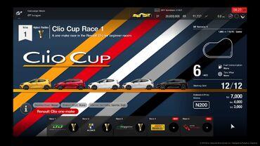 Gran Turismo®SPORT Clio Cup