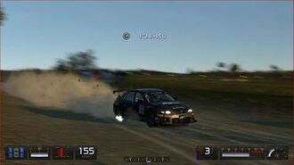 Gran Turismo 5 - Subaru IMPREZA Touring Car (HYBRID) PS3 Rally Gameplay