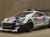 Peugeot RCZ Gr.B Rally Car