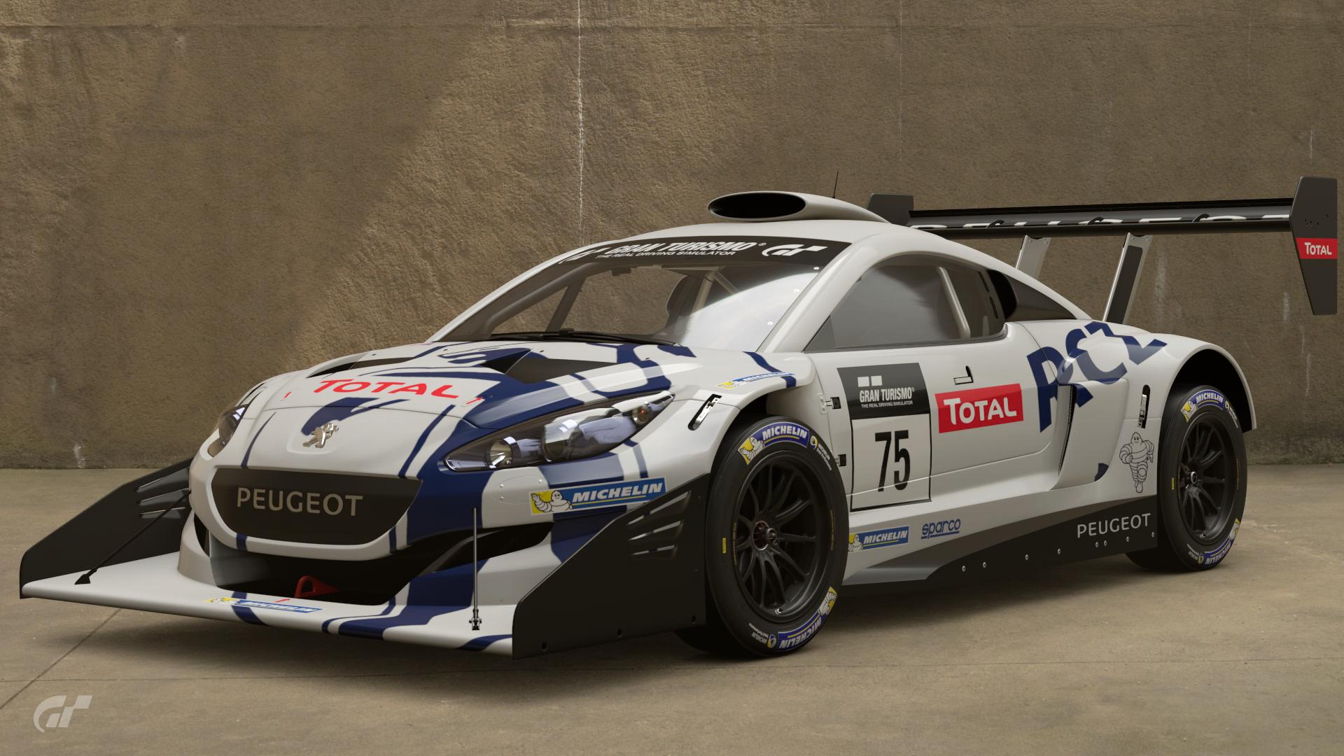 Peugeot RCZ Gr.B Rally Car | Gran Turismo Wiki | FANDOM powered by Wikia