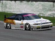 -R-Subaru SVX S4 '95 (Special Color)