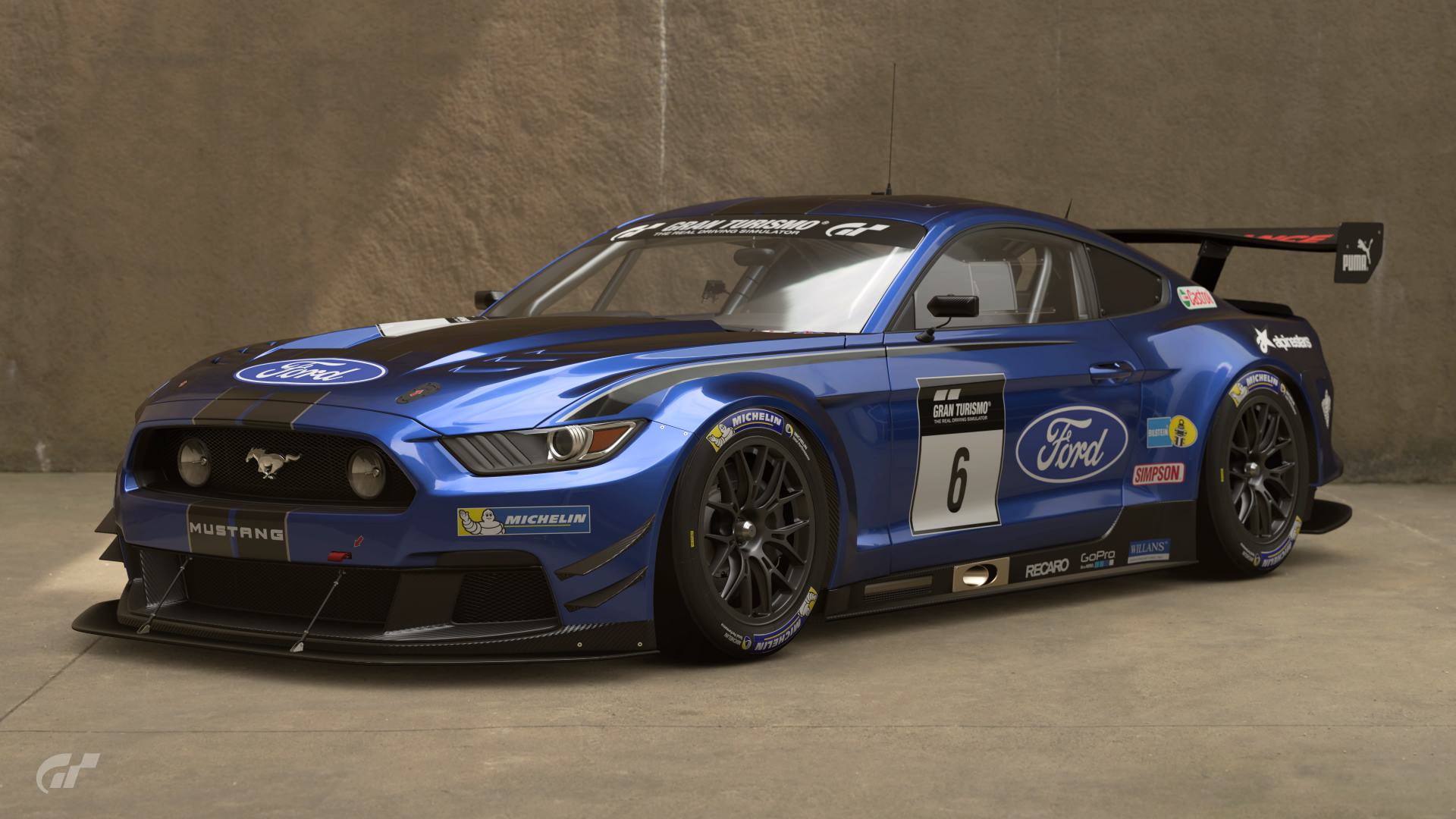 Ford Mustang Gr3