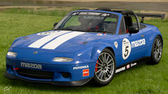 Mazda Roadster Touring Car (GT Sport)