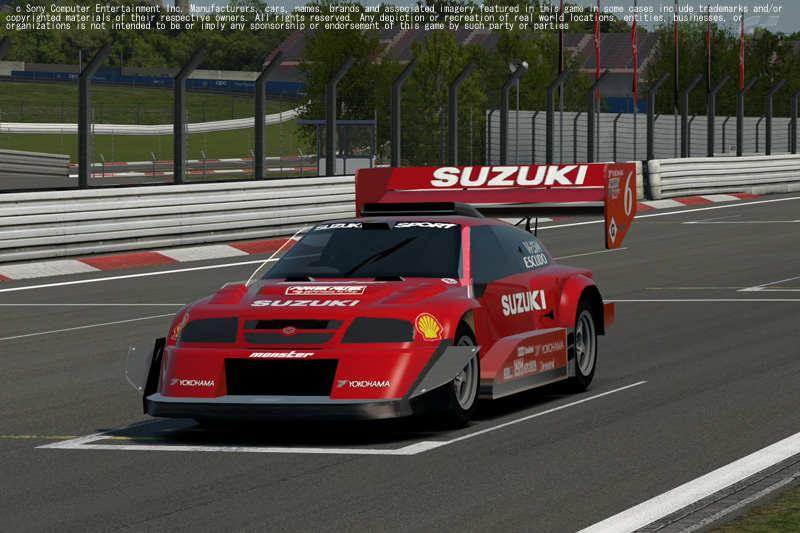 Image Suzuki Escudo Dirt Trial Car 98 Jpg Gran Turismo Wiki