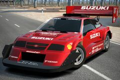 Suzuki ESCUDO Dirt Trial Car '98