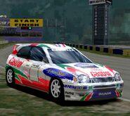 Toyota Corolla Rally Car '98 (GT2)