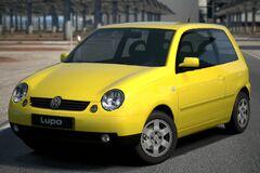 Volkswagen Lupo 1.4 '02