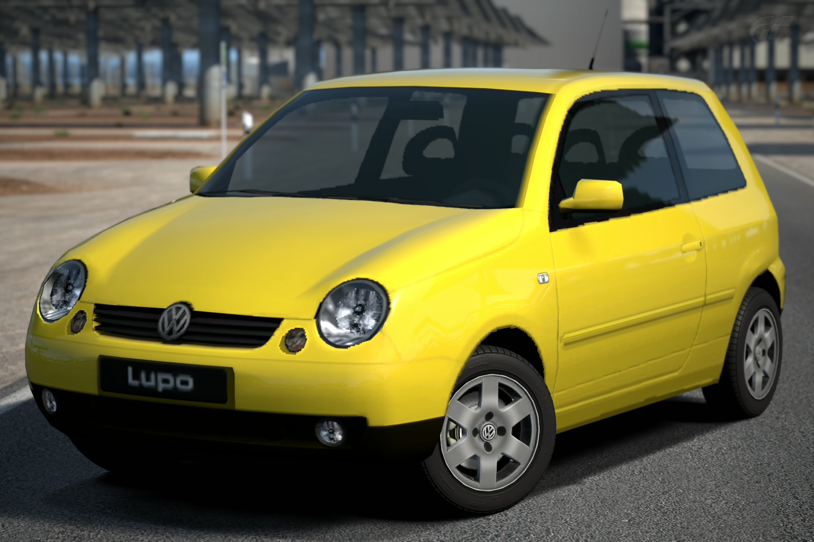 volkswagen lupo 1 4 39 02 gran turismo wiki fandom powered by wikia. Black Bedroom Furniture Sets. Home Design Ideas
