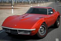 Chevrolet Corvette Stingray L46 350 (C3) '69