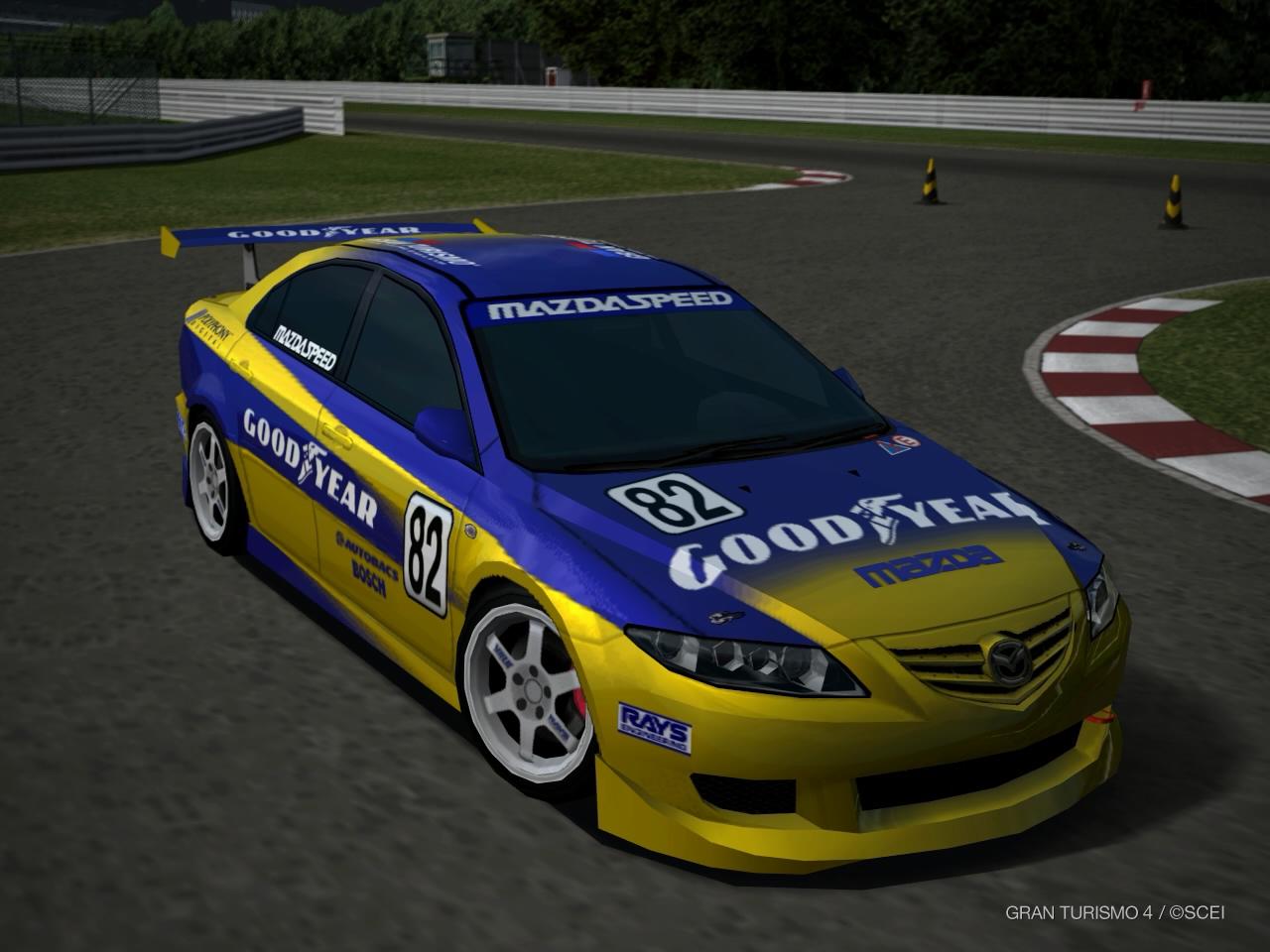 Image Mazda6 Touring Car 02 Revised Jpg Gran Turismo Wiki