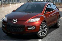 Mazda MX-Crossport Concept '05