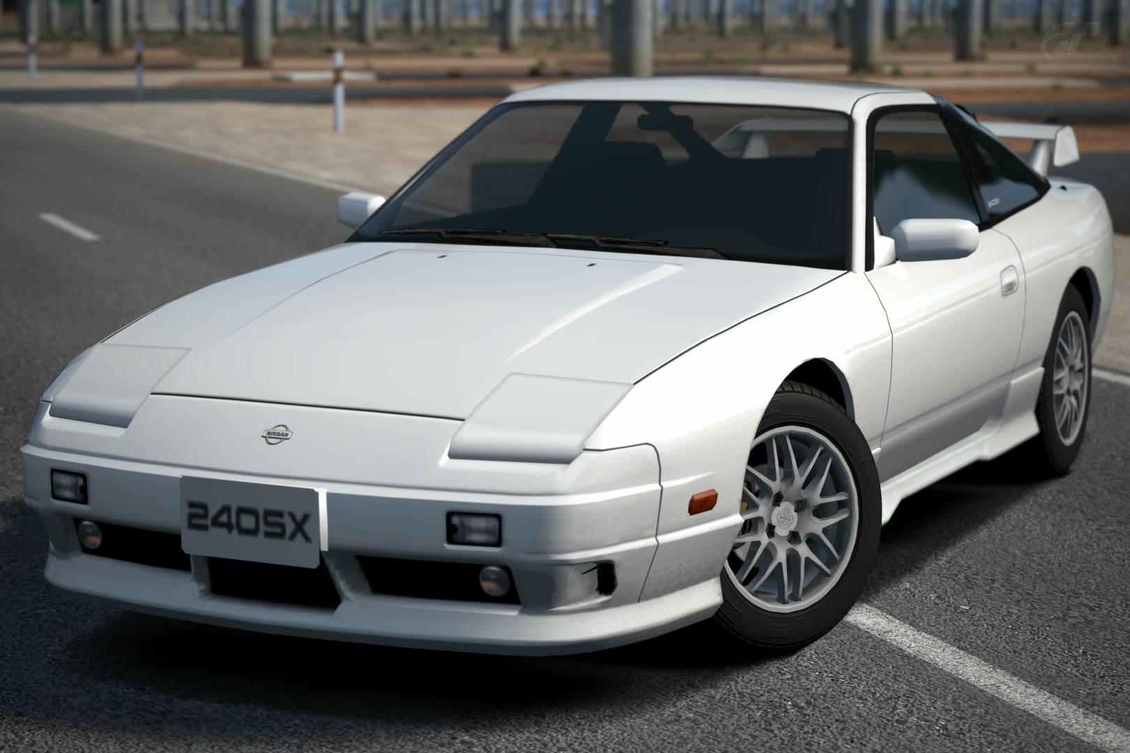 Nissan 240sx 96 gran turismo wiki fandom powered by wikia nissan 240sx 96 sciox Choice Image