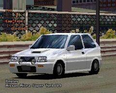 Nissan Micra Super Turbo '89