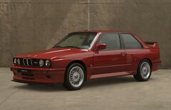 BMW M3 Sport Evolution '89