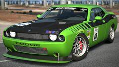 Dodge Challenger SRT8 Touring Car