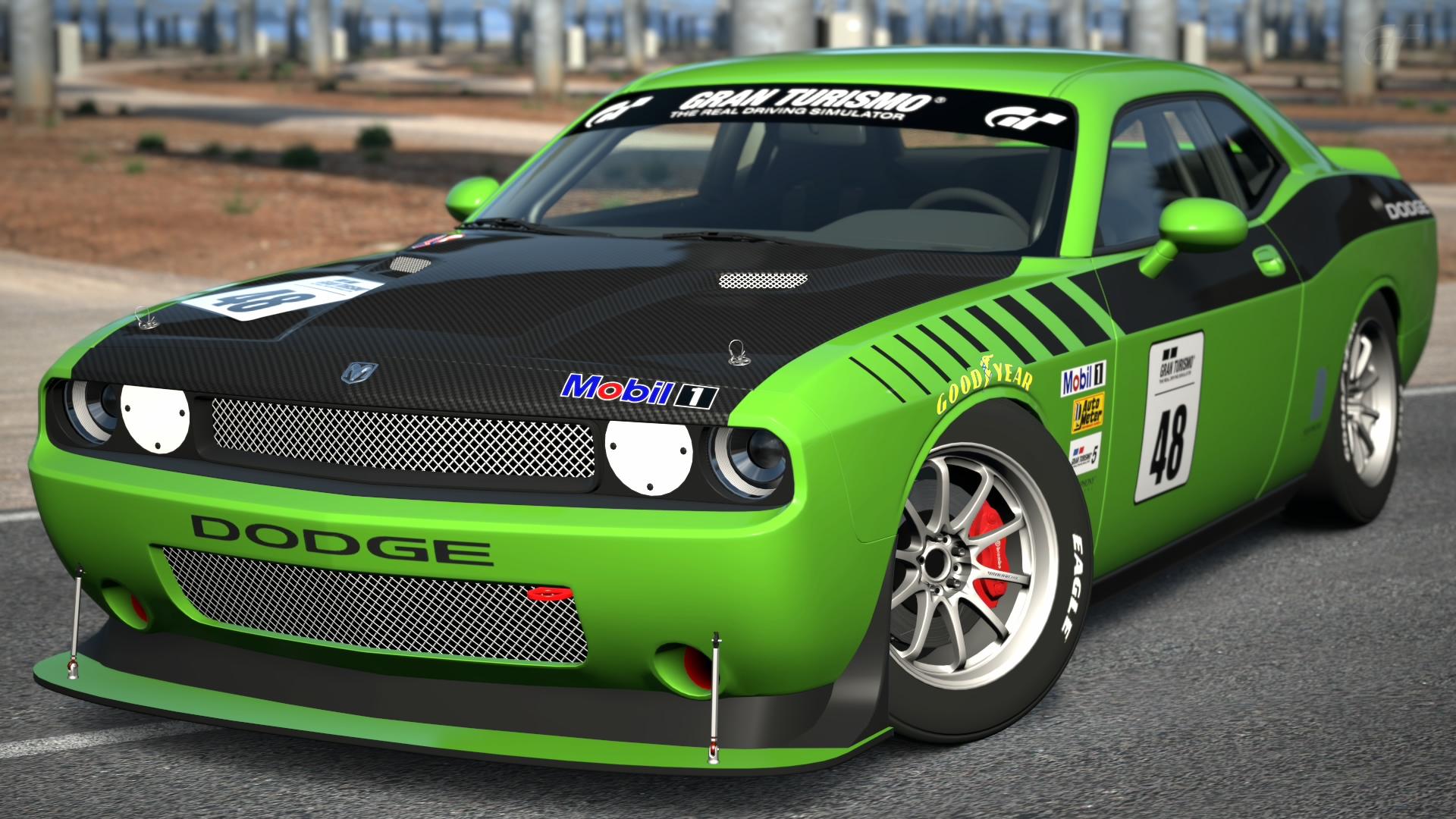 File Dodge Challenger Srt8 Touring Car Jpg