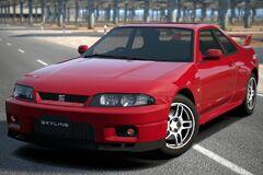 Nissan SKYLINE GT-R (R33) '96