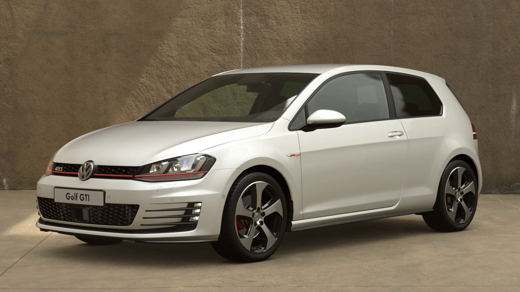volkswagen golf vii gti 39 14 gran turismo wiki fandom. Black Bedroom Furniture Sets. Home Design Ideas