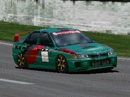 -R-Mitsubishi Lancer Evolution IV GSR '96 (Special Color)