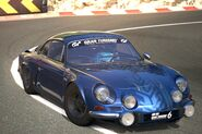 Alpine A110 1600S 15Th Anniversary Edition '72