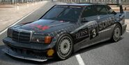 Mercedes-Benz 190 E 2.5 - 16 Evolution II Touring Car '92 (PS3)