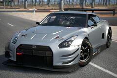 Nissan GT-R NISMO GT3 '13