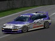 -R-Honda CR-X SiR '90 (Special Color)