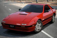 Mazda RX-7 GT-LIMITED (FC, J) '85